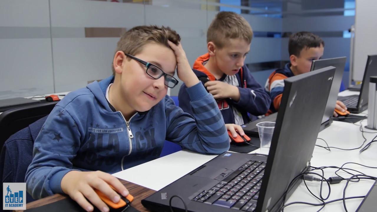 Международна компютърна академия IT Step