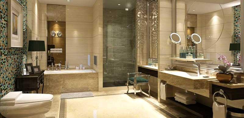 Луксозно обзавеждане за баня от Djia.bg