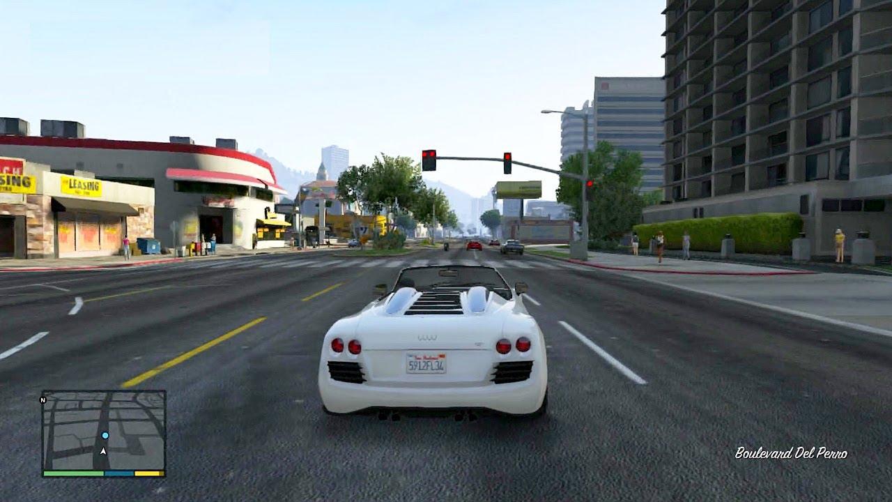 Grand Theft Auto V - Актуална и През 2020
