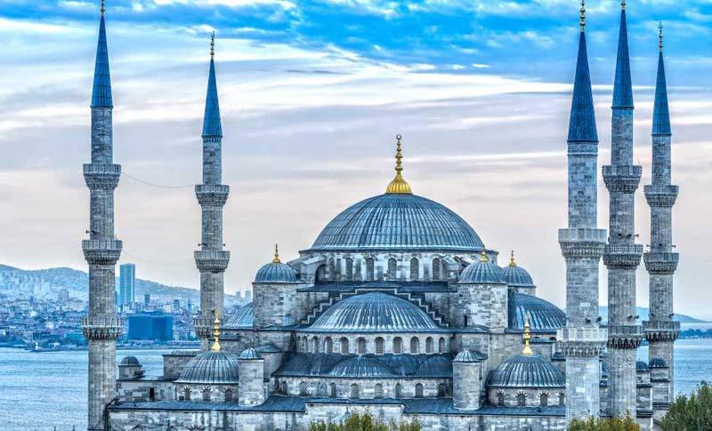 Екскурзия в Истанбул - Синята Джамия