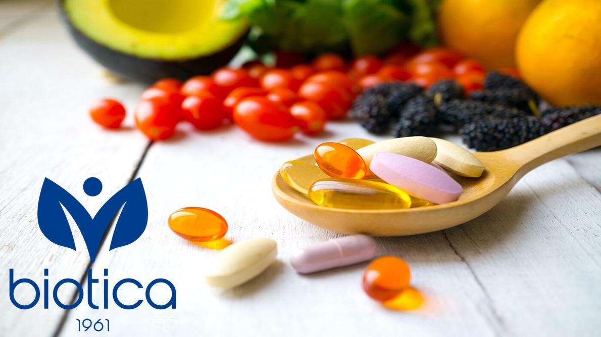хранителни добавки Biotica